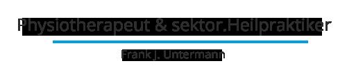 Physiotherapie Untermann in Wuppertal - Functional Trainer & Sektorialer Heilpraktiker